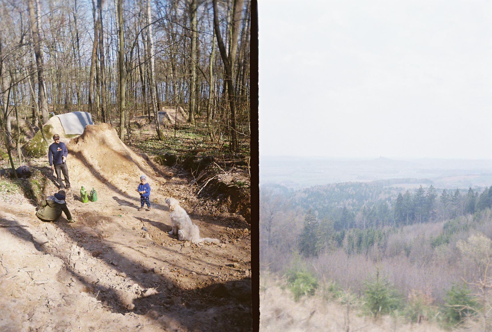037_Houtovi v Lese a výhledy