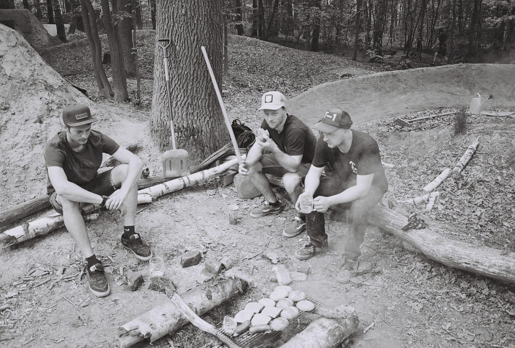 008_lesní trails rodina,Fish a narvanej rošt