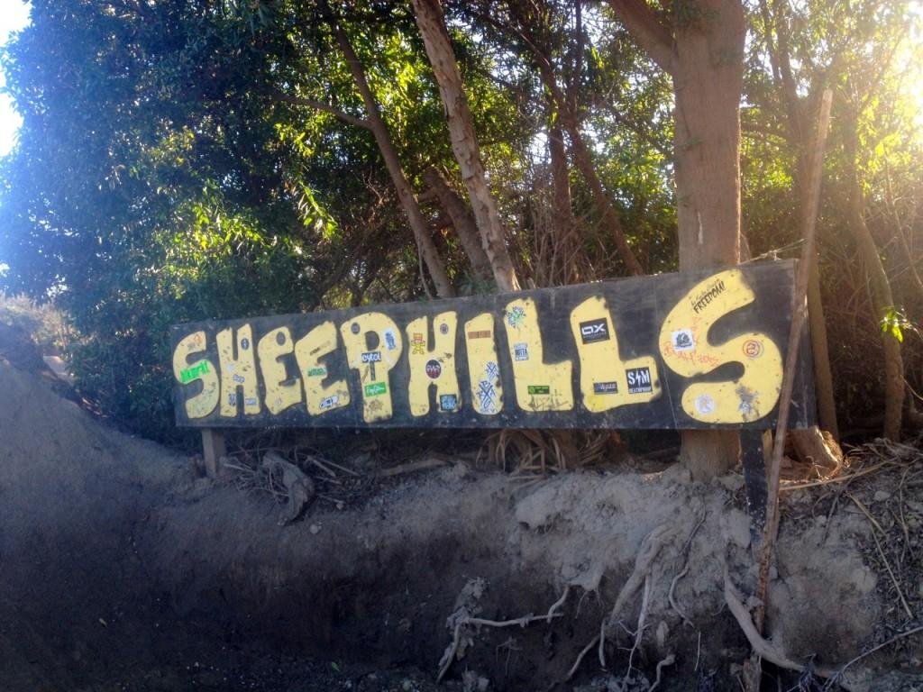 Sheep hills, byli jsme tam!